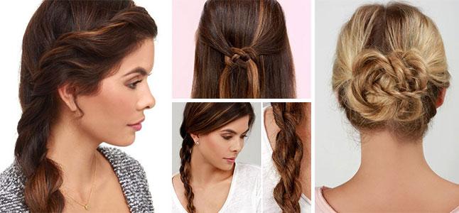 Hướng dẫn làm tóc đẹp mà siêu đơn giản cho bạn gái