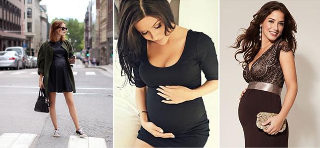 6 nguyên tắc cơ bản để bà bầu mặc đẹp suốt 9 tháng 10 ngày