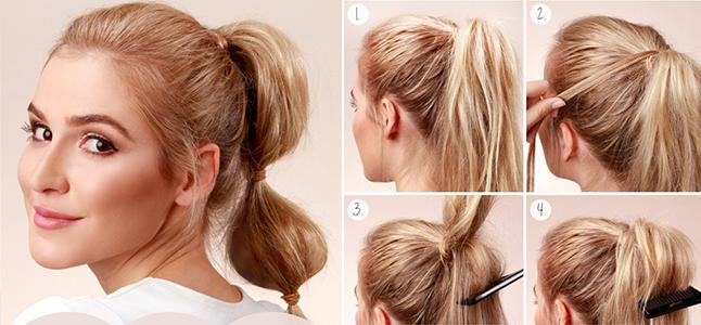 Cực xinh với cách tết tóc đơn giản đẹp chưa tới 5 phút