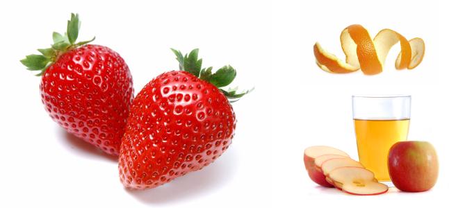 Cách làm trắng răng bị ố vàng với nguyên liệu tự nhiên