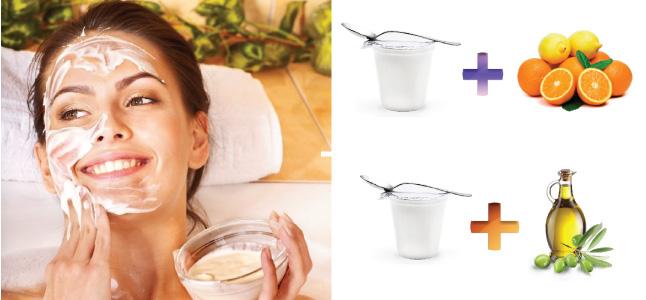 Chỉ 15 phút với 7 cách làm đẹp da mặt bằng sữa chua
