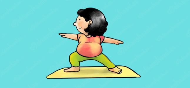 Bài tập thể dục an toàn, đúng cách cho mẹ bầu 4 tháng