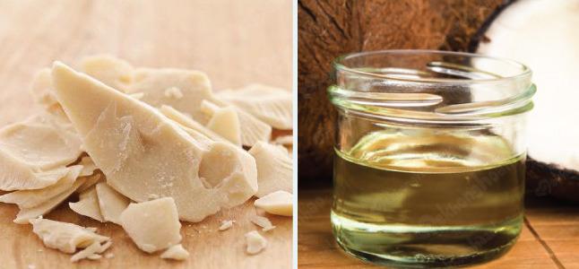 Cách chăm sóc da khô tại nhà với dầu và sáp mỡ thiên nhiên